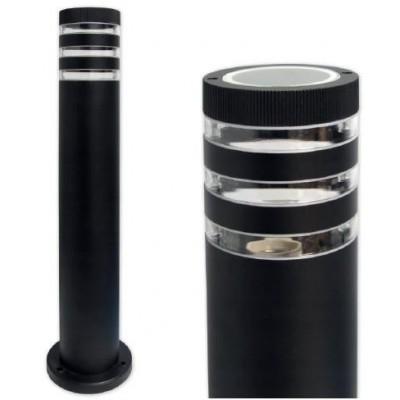 Zahradní svítidlo BELLA-R - E27 - černé