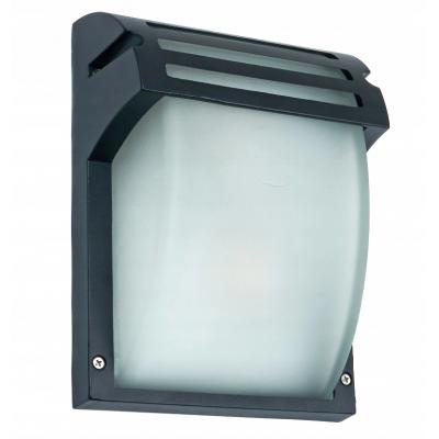 Fasádní lampa AGAT 1xE27 - černá