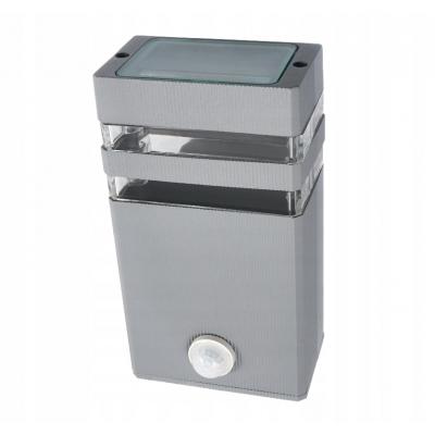 Fasádové svítidlo INEZ PIR 1xGU10 - šedá