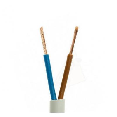 Kabel OMYp 2x0,75 linka b.otulina 1m