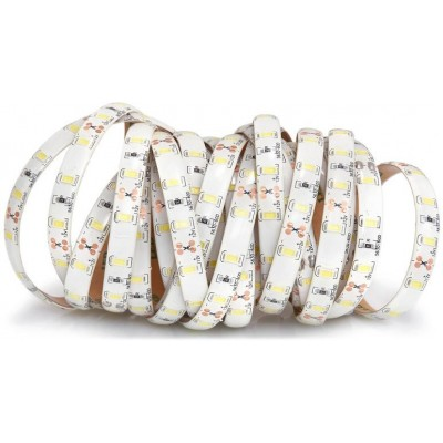 LED pásek - 12V - 5m - 95W - 300 diod - IP63 - teplá bílá
