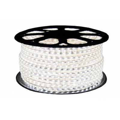 LED pásek - 230V - 2835 - 1m - 12 W - IP68 - studená bílá