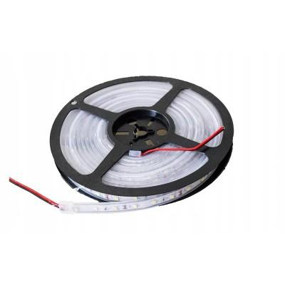 LED pásek - 2835 - IP67 - 5m - 54W - voděodolný - studená bílá