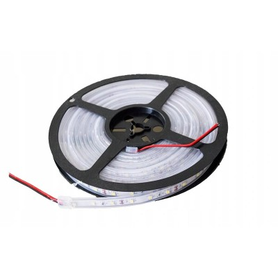 LED pásek - 2835 - IP67 - 5m - 54W - voděodolný - teplá bílá