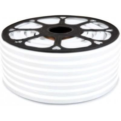 LED pásek NEON - 230V - 1m - 8W/m - IP65 - neutrální bílá