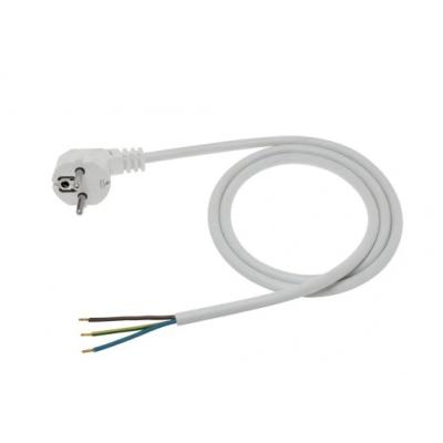 Napájecí kabel 3m OMY 3x1 bílý