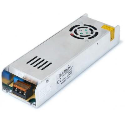 Napájecí zdroj modulový SLIM - IP20 - 24V - 250W
