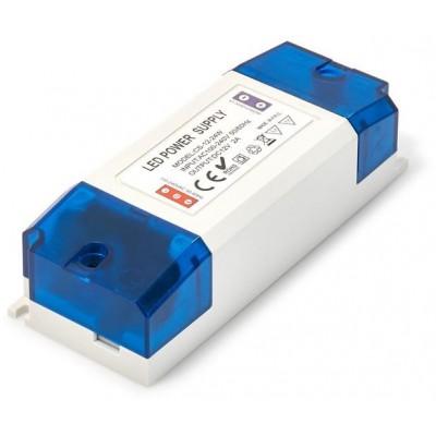 Napájecí zdroj pro LED pásky 12V - 2A - 24W