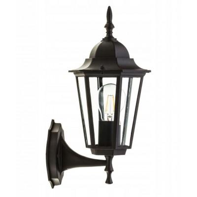 LED venkovní svítidlo B7149 - E27 - 36 x 20 x 17cm - černá