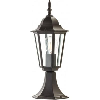 LED venkovní svítidlo B7153 - E27 - 42 x 17cm - černá
